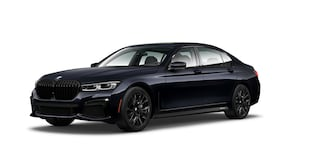 New 2020 BMW 740i Sedan for sale in Torrance, CA at South Bay BMW