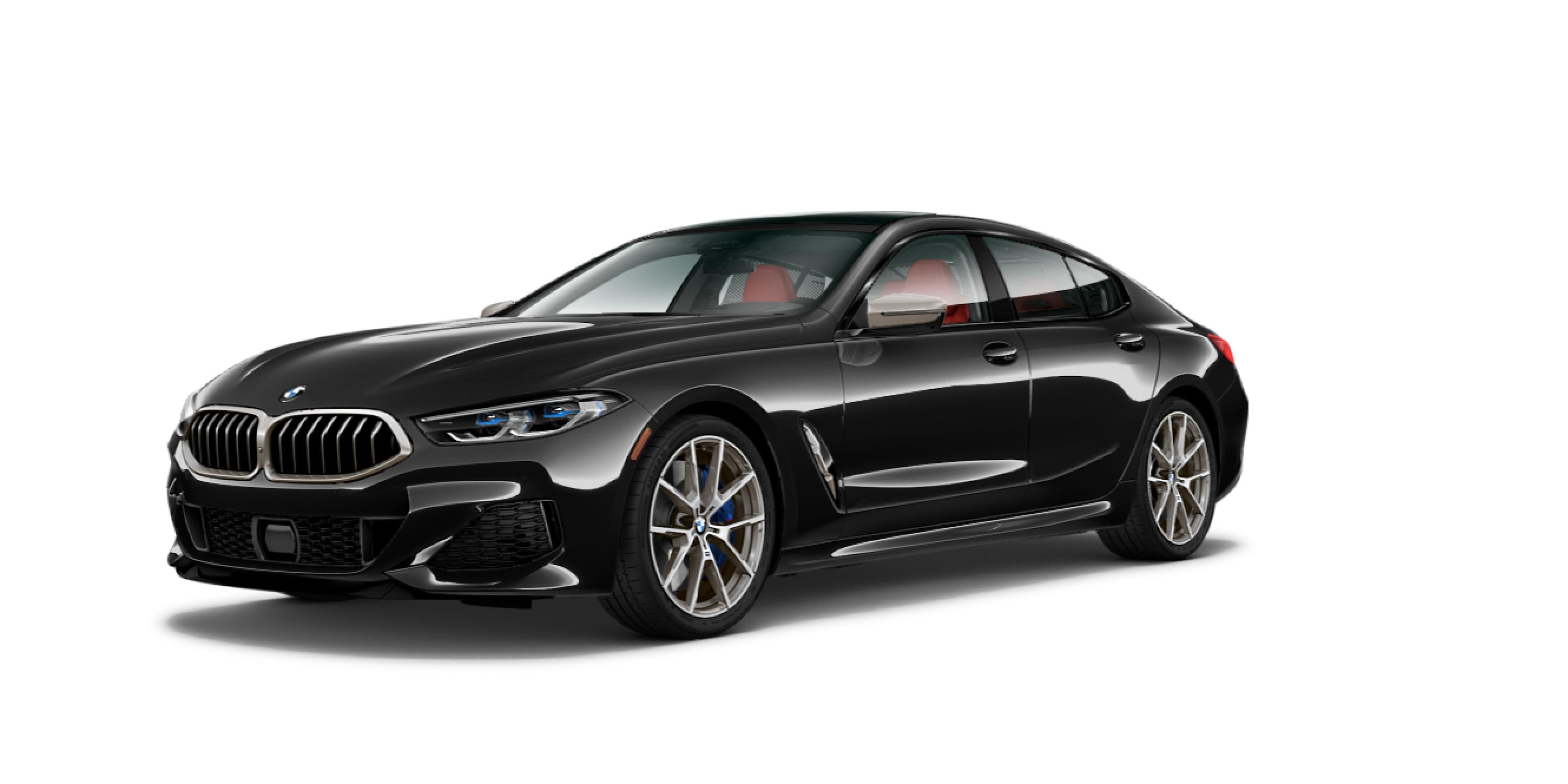 2020 BMW 8 Series M850i xDrive Gran Coupe Gran Coupe