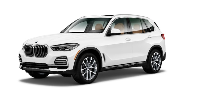 New 2019 BMW X5 xDrive40i SAV Knoxville