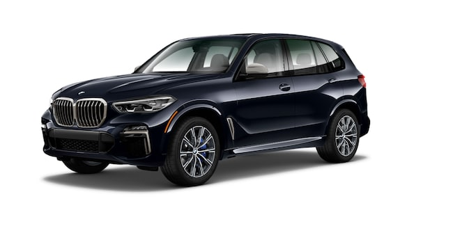 New 2020 BMW X5 M50i SUV Colorado Springs