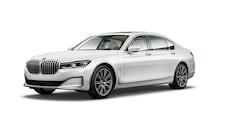 New 2020 BMW 740i Sedan for sale in Visalia CA