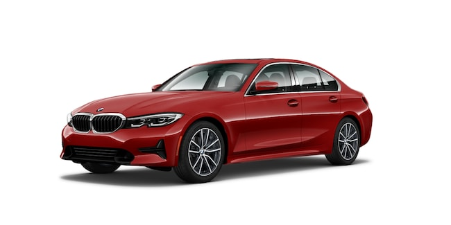 New 2019 Bmw 330i Xdrive Sedan Melbourne Red For Sale In