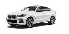 New 2020 BMW X6 M50i Sports Activity Coupe Greenville