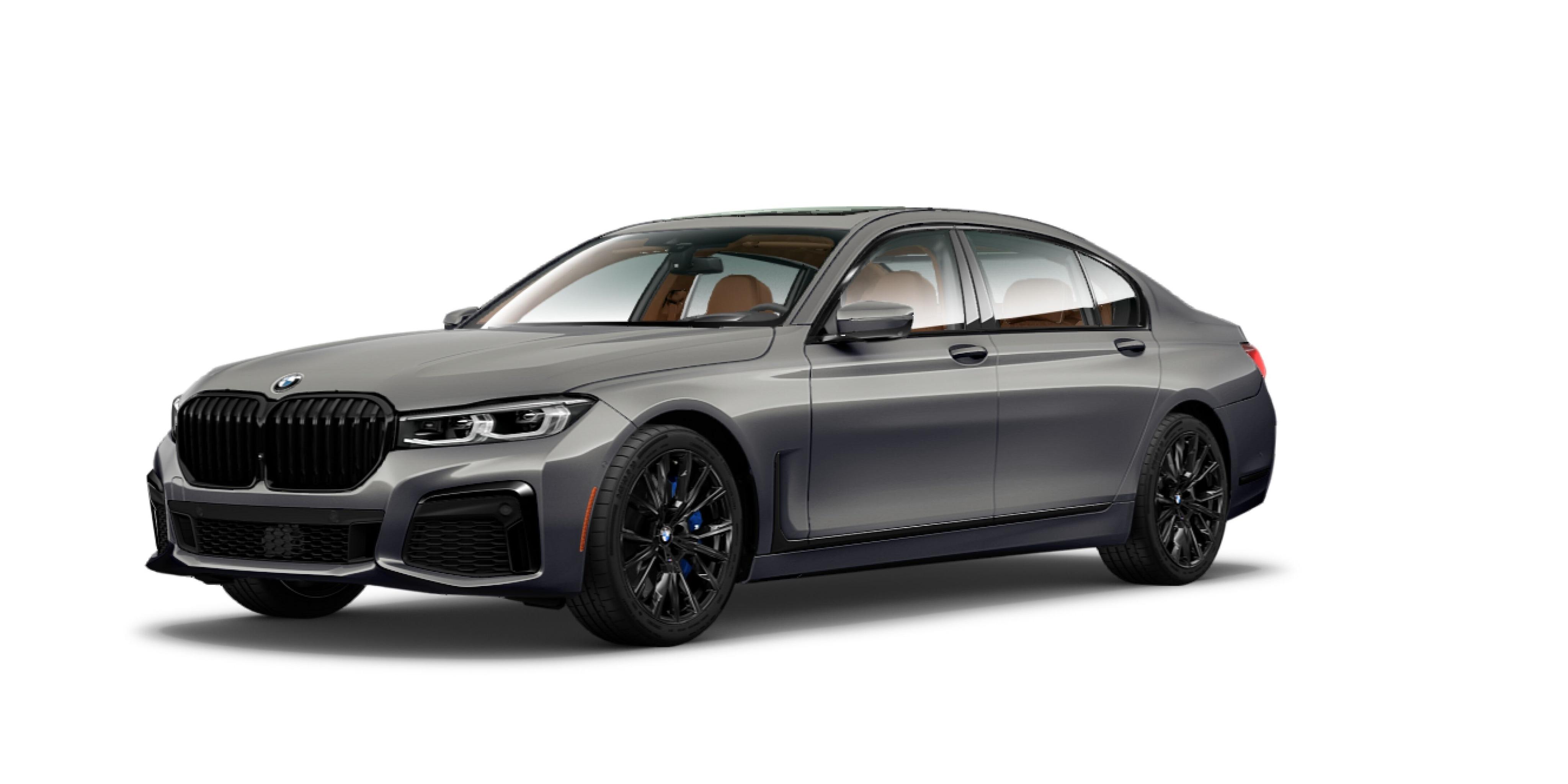 2021 BMW 750i Sedan