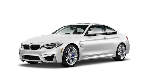 New 2019 BMW M4 Coupe in Johnstown, PA