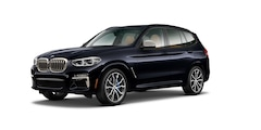 New 2019 BMW X3 M40i SAV in Chico, CA