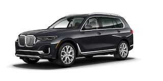 New 2019 BMW X7 xDrive40i SUV for sale in Torrance, CA at South Bay BMW