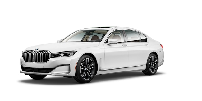 new 2020 BMW 750i xDrive Sedan in Shelby MI