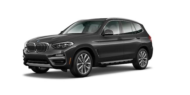 New 2019 BMW X3 SAV For Sale Los Angeles California