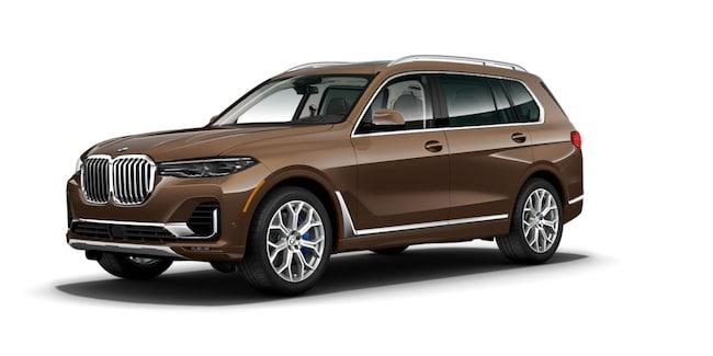 New 2020 BMW X7 xDrive40i SAV in Mechanicsburg