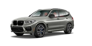 New 2020 BMW X3 M Competition SUV