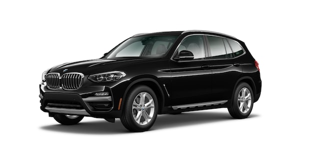 New 2020 BMW X3 xDrive30i SAV in Boston