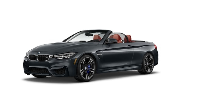 New 2019 BMW M4 Convertible in Pembroke Pines