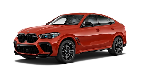 New 2020 BMW X6 M Base SUV for sale/lease in Glenmont, NY