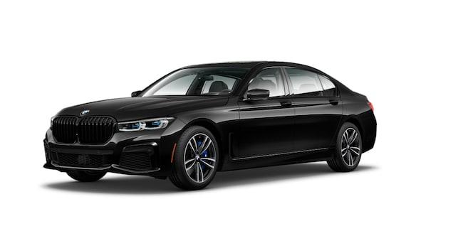 New 2020 BMW 750i xDrive Sedan in Doylestown, PA