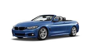 New 2020 BMW 4 Series 430i Convertible 401210 in Charlotte
