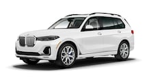 New 2021 BMW X7 xDrive40i SUV for sale in Latham, NY at Keeler BMW