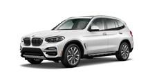 New 2019 BMW X3 sDrive30i SAV for sale in Visalia CA