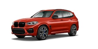 New 2020 BMW X3 M Competition SAV For Sale in Bloomfield, NJ