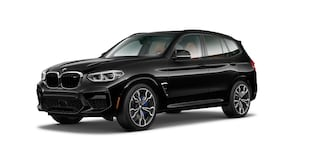New 2020 BMW X3 M Competition Sport Utility in Boston, MA