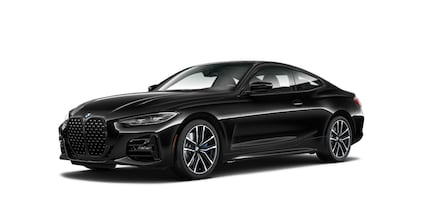 2021 BMW 4 Series 430i Coupe Car