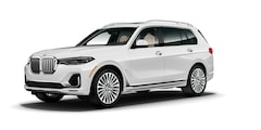 New 2021 BMW X7 xDrive40i SUV for sale in Tuscaloosa