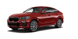 New 2021 BMW X6 xDrive40i SUV Urbandale, IA