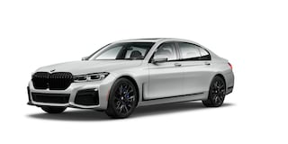 New 2020 BMW 740i Sedan for sale in Los Angeles