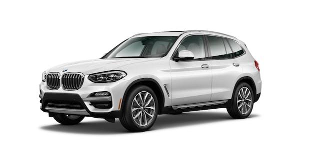 New 2019 BMW X3 xDrive30i SAV in Mechanicsburg