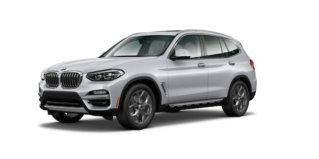 New 2020 BMW X3 sDrive30i SAV Seaside, CA