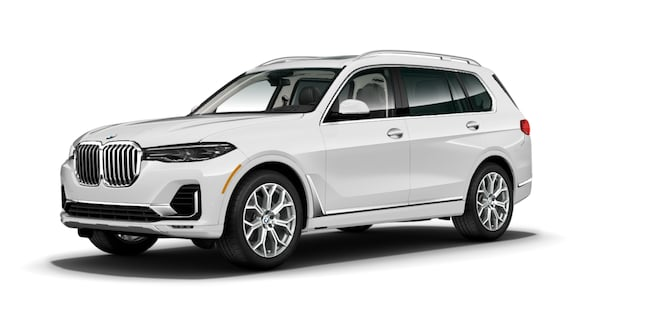 New 2020 BMW X7 xDrive40i SAV in Cincinnati