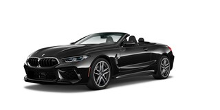 2020 BMW M8 Base Convertible