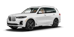 New 2021 BMW X7 xDrive40i SUV for Sale in Schaumburg, IL at Patrick BMW