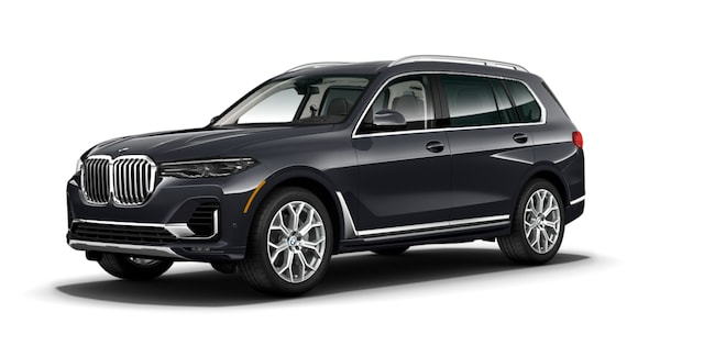 New 2019 BMW X7 xDrive40i SUV For Sale/Lease Southampton, New York