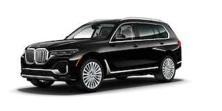New 2021 BMW X7 xDrive40i SUV 5UXCW2C02M9F14874 for sale in Kingsport, TN