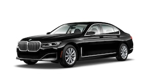 New 2021 BMW 740i xDrive Sedan