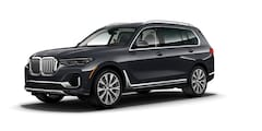 New 2019 BMW X7 xDrive40i SUV for sale in Latham, NY at Keeler BMW
