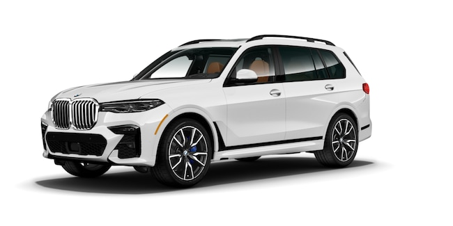 New 2019 BMW X7 xDrive50i SUV for sale in Charlotte