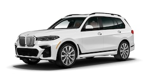 New 2021 BMW X7 xDrive40i SUV for sale in Denver, CO
