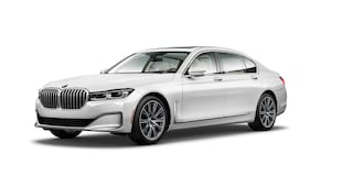 New 2021 BMW 750i xDrive Sedan in Houston