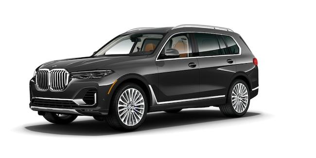 New 2020 BMW X7 xDrive40i SAV Chico