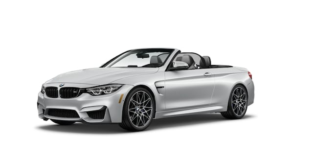 New 2020 BMW M4 Convertible Urbandale, IA