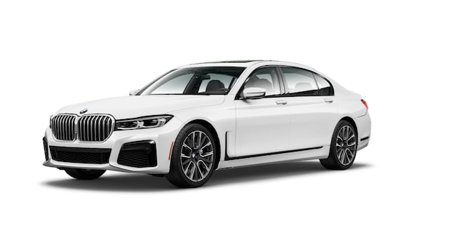 New 2020 BMW 740i Sedan for sale in BMW Camarillo