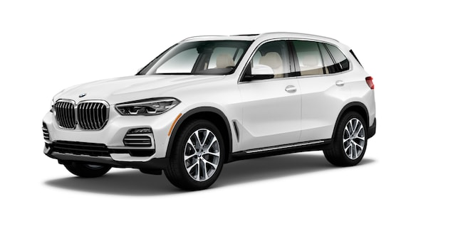 New 2020 BMW X5 xDrive40i SAV Chico