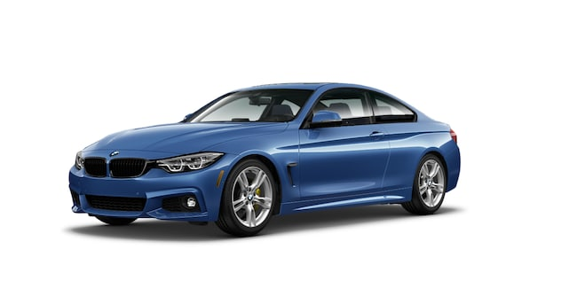 2020 BMW 430i Coupe
