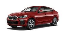 New 2021 BMW X6 sDrive40i SUV for sale in Houston