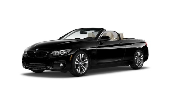 new 2020 BMW 430i xDrive Convertible in Shelby MI