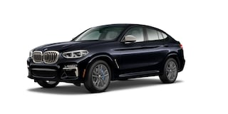 New 2020 BMW X4 M40i Sports Activity Coupe Seaside, CA