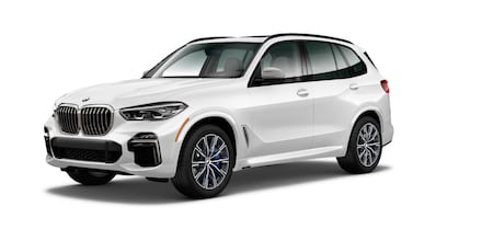 New 2021 BMW X5 M50i SAV Burlington, Vermont
