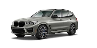 New 2020 BMW X3 M Competition SAV in Erie, PA